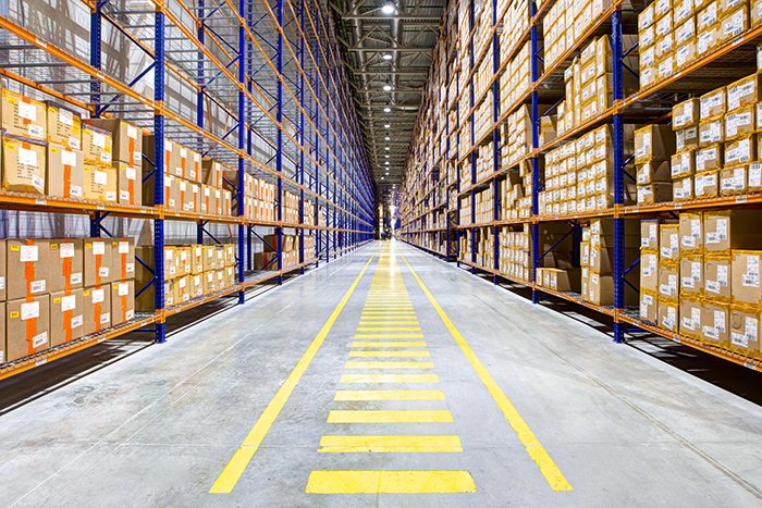 Swindon is a great location for logistics and distribution companies