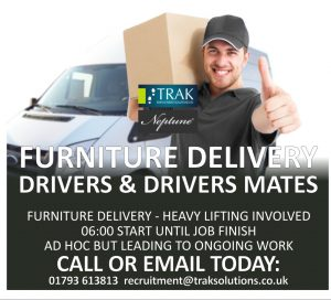 Delivery Drivers & Drivers Mates
